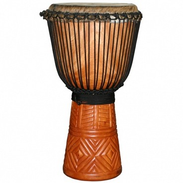 "Diamond Pro African Djembe 12"" Head"