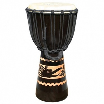 "Kalimantan Djembe 9-10"" Head"