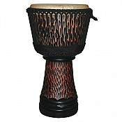 "King Cheetah Elite Pro Djembe 13-14"" Head"